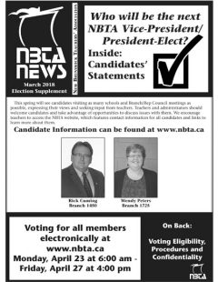 March 2018 Election Supplement